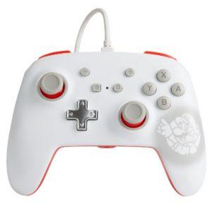 Control Mario Bros Blanco